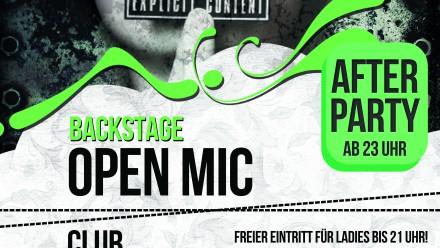 Open Mic Frankfurt